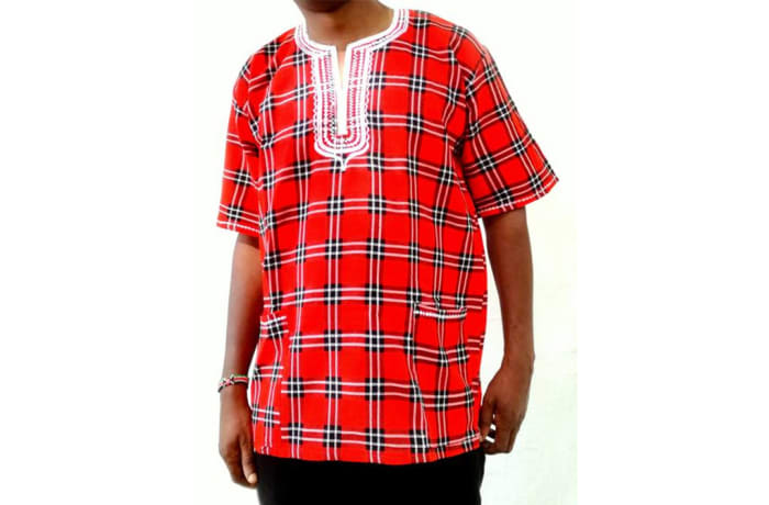 Masai Shuka Shirt