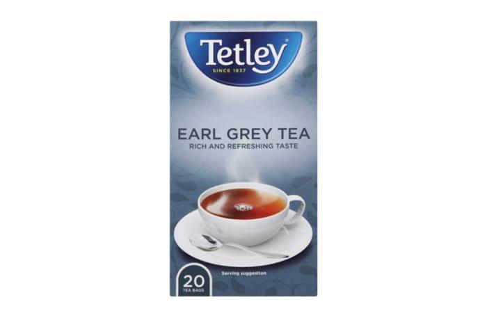 Earl Grey Tea  Rich & Refreshing Taste 20 Tea Bags