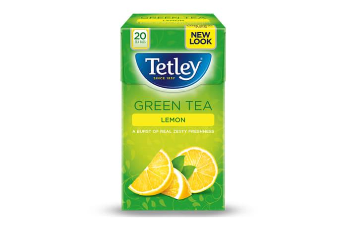 Green Tea Lemon   a Burst of Real Zesty Freshness 10 Tea Bags