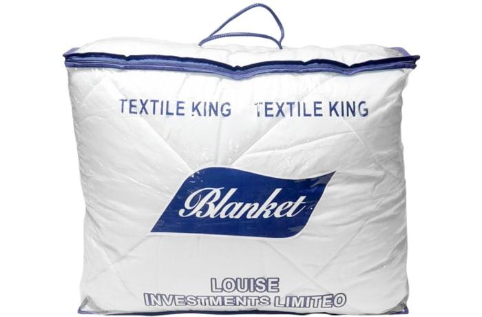 Textile King  White Duvet  Blanket