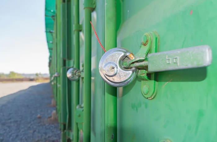 Container Locks