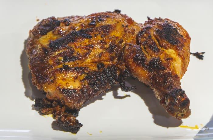 Braai Menu - Chicken 1/4 Piece