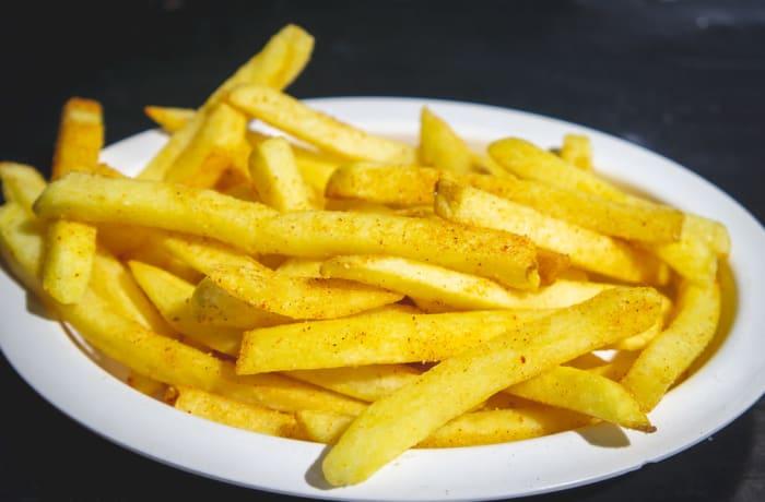 Braai Menu - Plain Chips