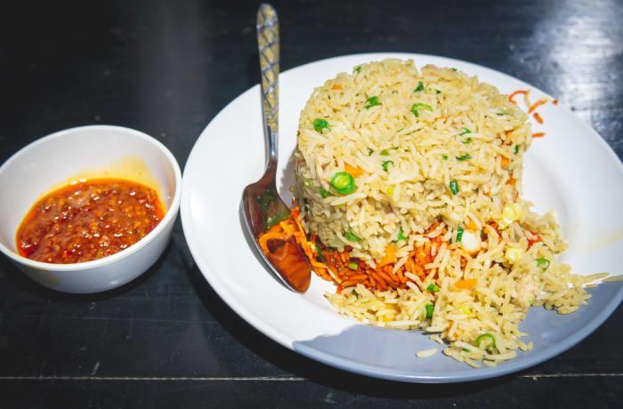 Rice - Triple Fried Rice