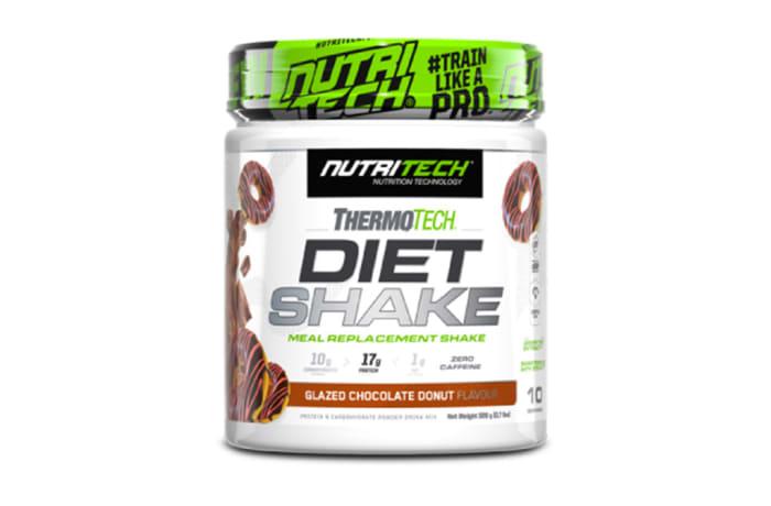 Thermotech®  Diet Shake Glazed  Chocolate Donut 320g