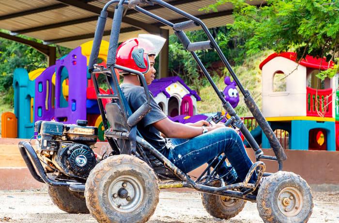 Land Activities: Go-carts