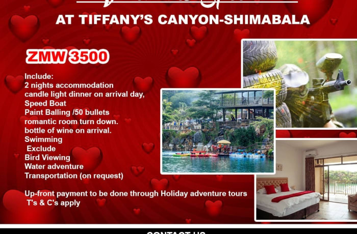 Valentines special at Tiffany's Canyon - Shimabala image