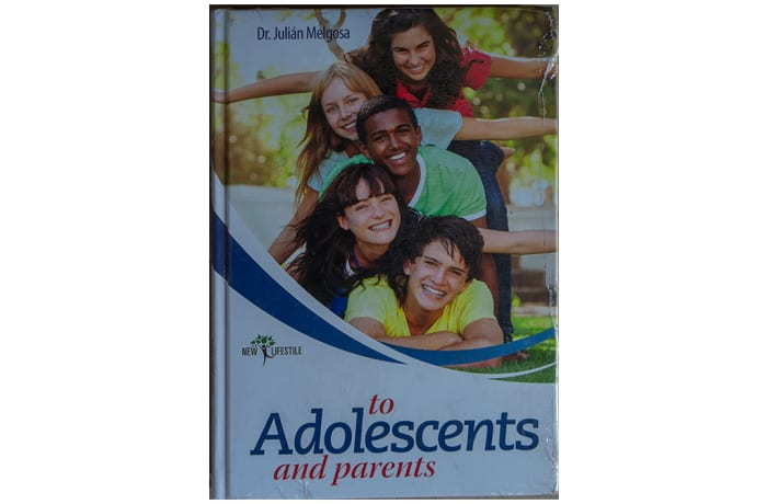 To Adolescents and Parents - Overcoming the generation gap