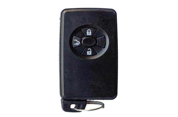 Toyota 3 Button Smart Key