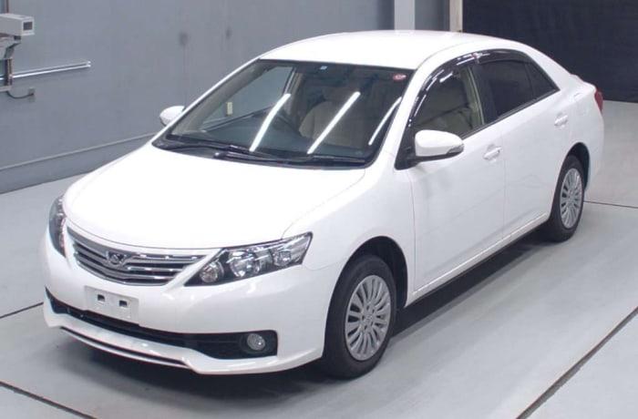 Toyota Allion - Per day - outside Lusaka