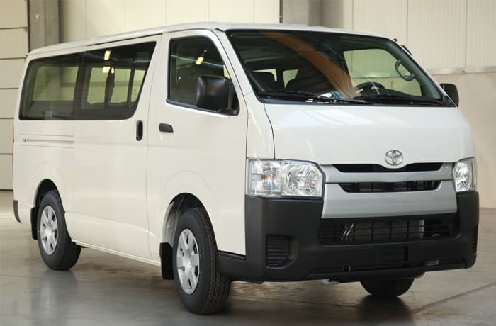 Toyota Hiace - Per day - within and outside Lusaka