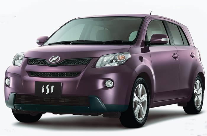 Toyota IST - Per day - outside Lusaka