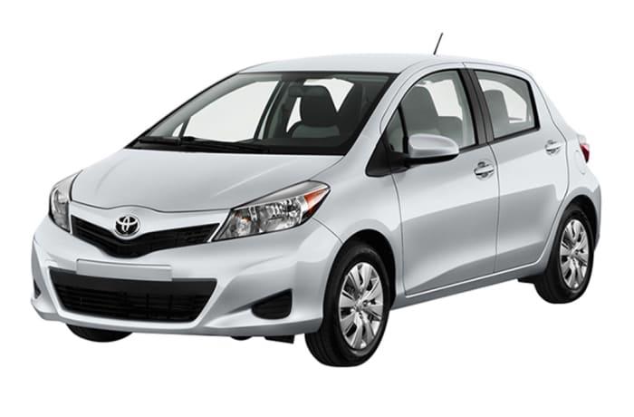 Toyota Vitz - Per day - within Lusaka