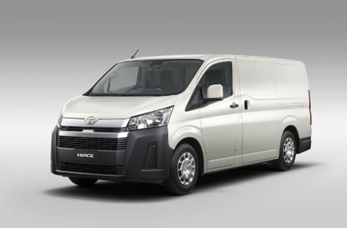 Toyota Hiace 2.8