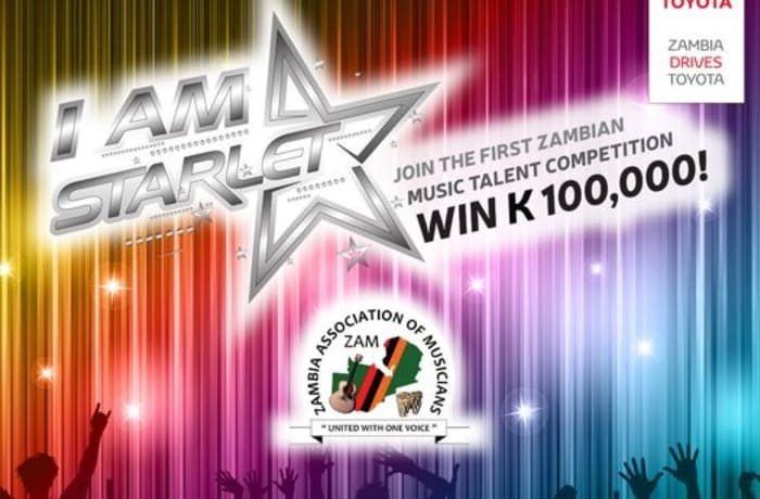 Join the first Zambian Music Talent competition and win K100, 000! image