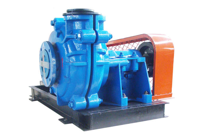 MZJ series Heavy Duty Slurry Pump