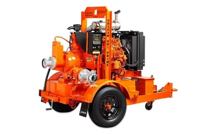 Godwin CD150M - pump