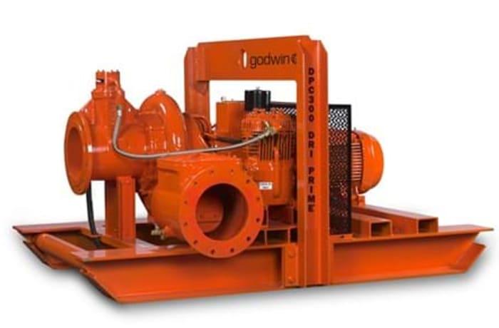 Godwin DPC300 - pump