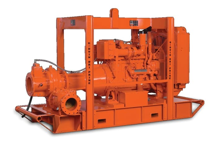 Godwin HL260M - pump