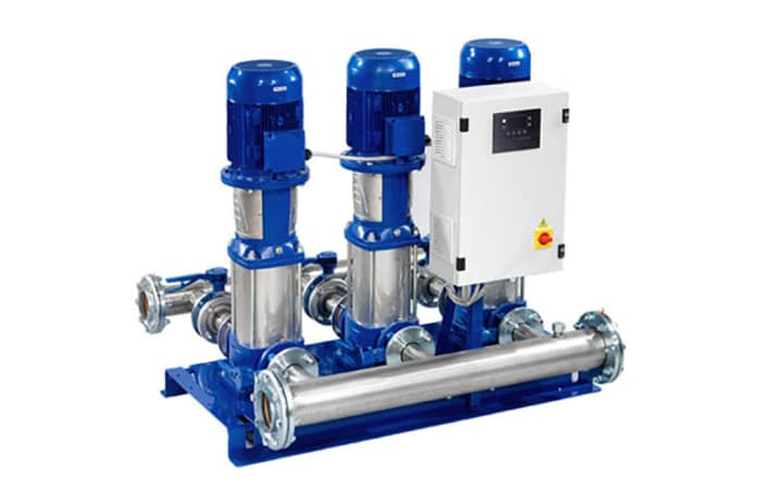 Lowara GV Variable speed booster sets
