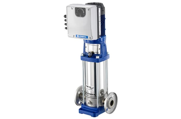 Lowara Smart Pump e-SVE