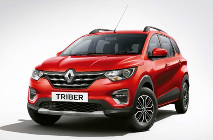 Triber  1.0 Petrol M/T  E4