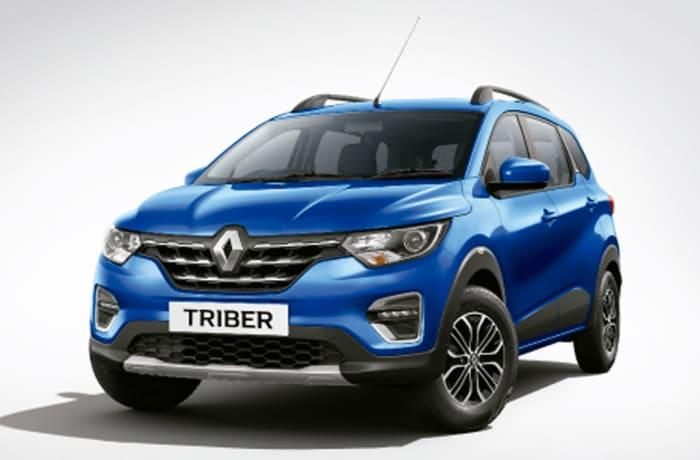 Triber  1.0 Petrol M/T  E3