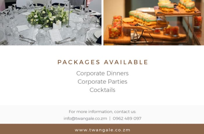 Book your end of year function with Twangale image