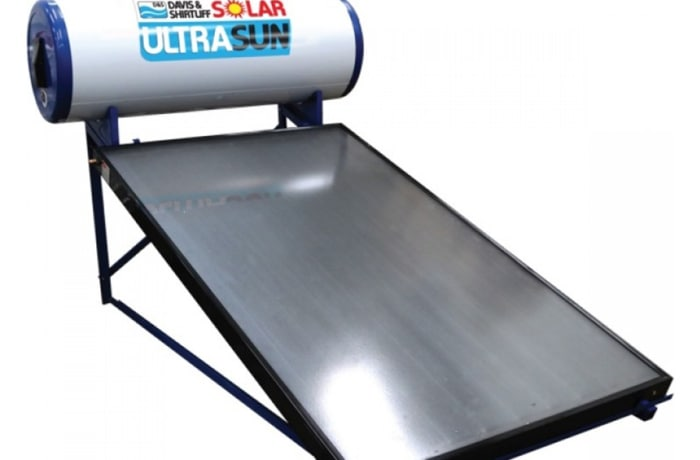 UltraSun Premium 150L direct solar hot water system