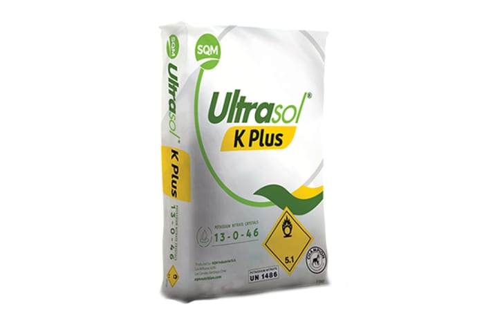 Soluble Products Ultrasol K plus  Potassium Nitrate 25kg