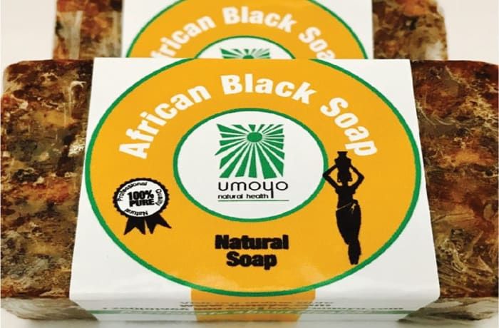 Umoyo African Black Soap