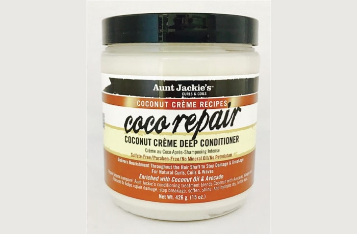 Aunt Jackie's Coco Repair Coconut Crème Deep Conditioner