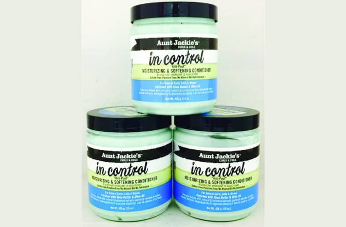 "Aunt Jackie's In Control ""Anti-Proof"" Moisturizing & Softening Conditioner"