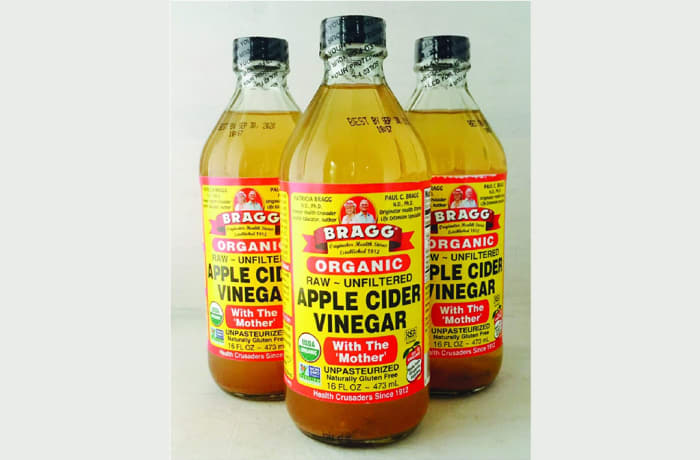 Bragg Apple Cider Vinegar with the 'Mother'