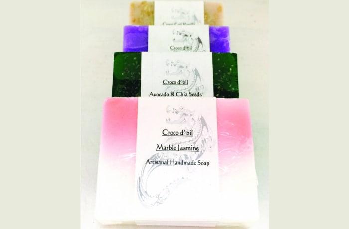 Croco d'Oil Soap