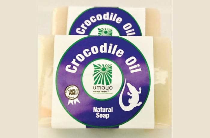 Umoyo Crocodile Oil Soap
