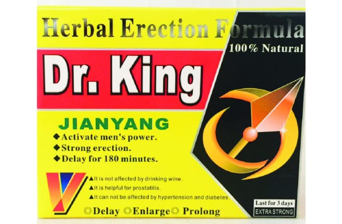 Dr King Herbal Erection Formula