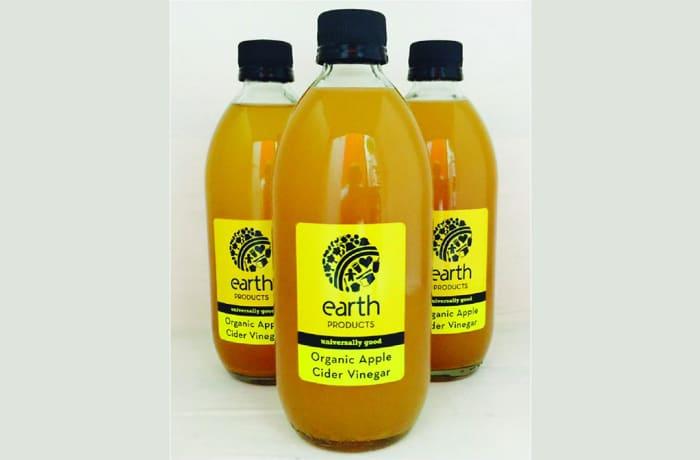 Earth Organic Apple Cider Vinegar (ACV)