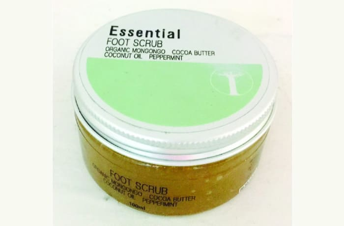 Essential Foot Scrub