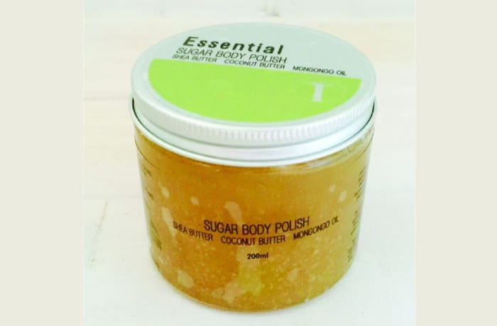 Essential Sugar Body Polish