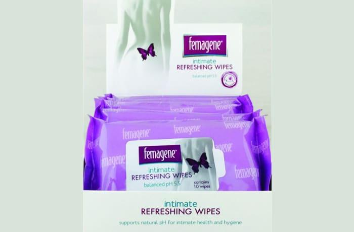 Femagene Intimate Refreshing Wipes