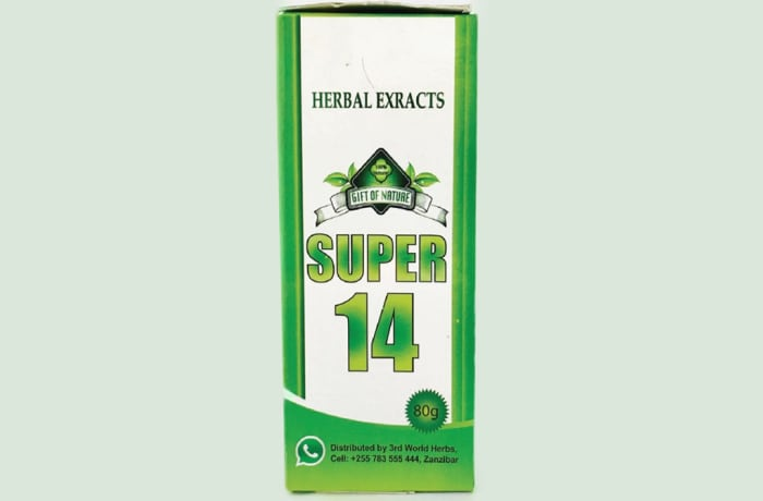Gift of Nature Super 14 Herbal Extract