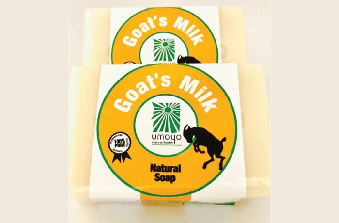 Umoyo Goat's Milk Natural Soap
