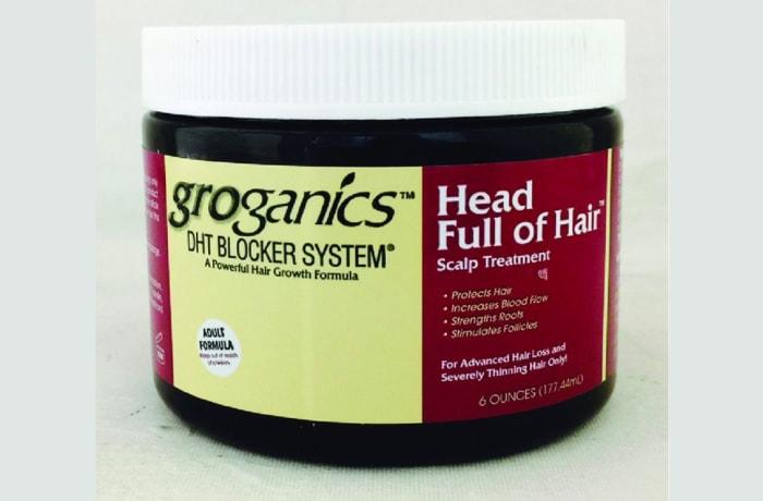 Grogonics Head Full Of Hair