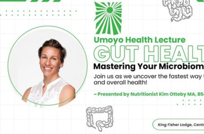 Gut Health Mastering Your Microbiome image