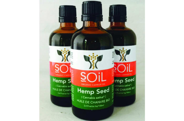 Hemp Seed(Cannabis sativa)