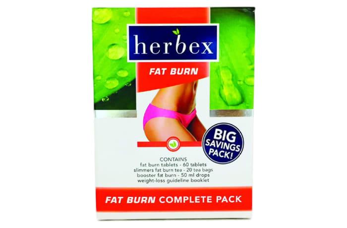Herbex Fat Burn Complete Pack