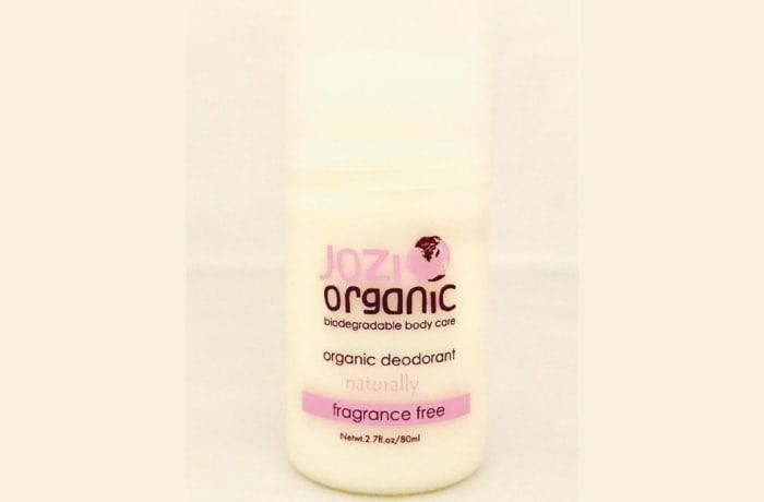 Jozi Organic Deodorant Fragrance Free