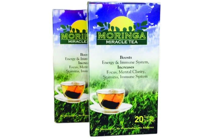 Moringa Miracle Tea