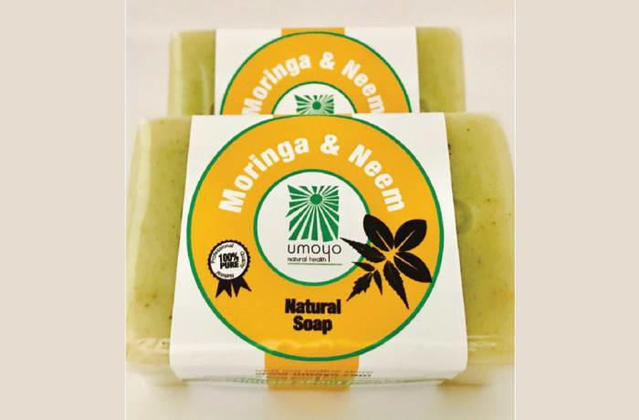 Umoyo Moringa & Neem Soap